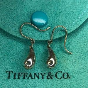 Elsa Peretti Teardrop Dangle Teardrop Hook Earring